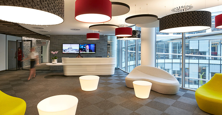 Skype Offices, Two Waterhouse Square, Holborn, London